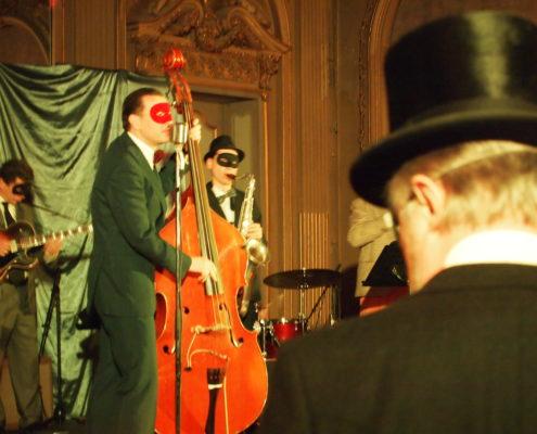 Crooner Quintet Live Band