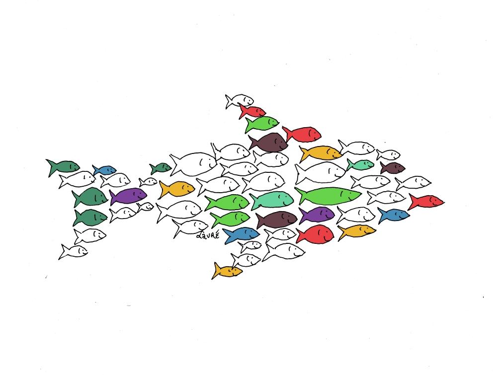 L'entreprise collective en ligne de mire